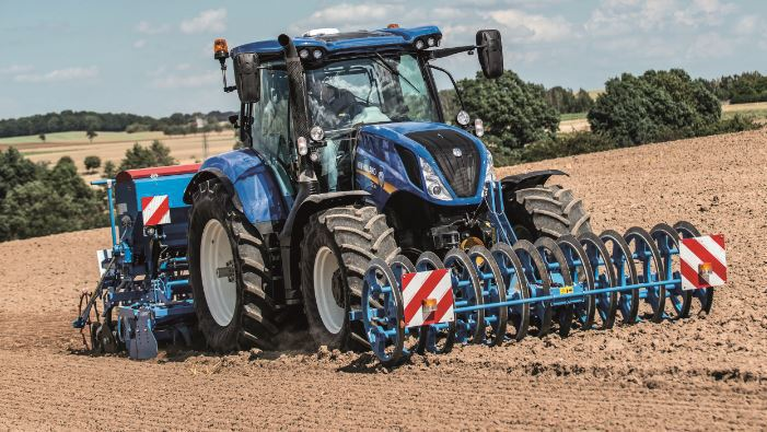 New Holland T 6