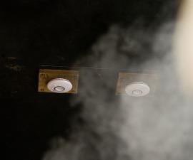 im test rauchmelder haus und garten landleben top. Black Bedroom Furniture Sets. Home Design Ideas