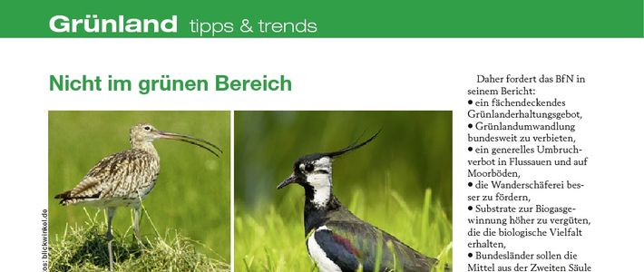 Nicht Im Grünen Bereich Aus Dem Heft Acker Top Agrar Online