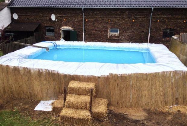 Selbstgebaute Swimming-Pools - Fotos - Mediathek - top agrar ...