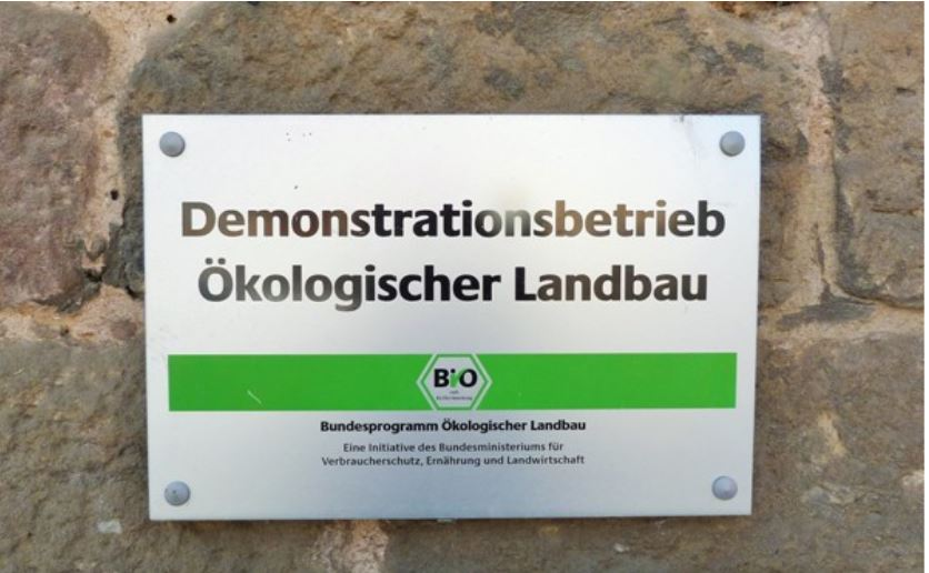 Demonstrationsbetrieb
