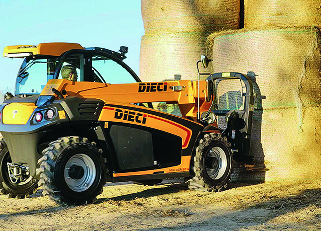 Dieci Mini Agri Smart 20.4 Teleskoplader